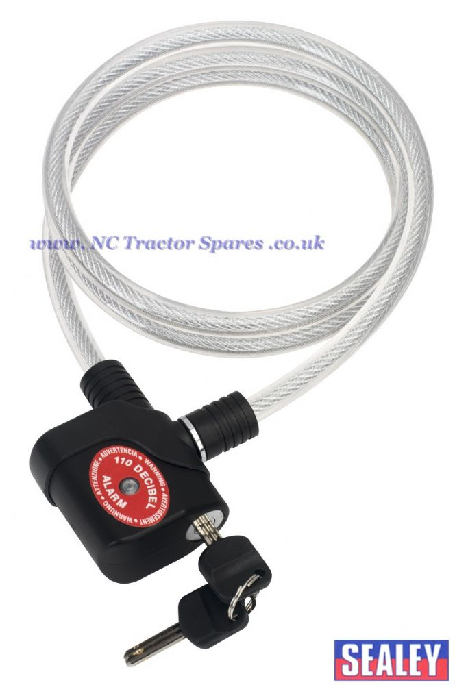 Lock Alarm System 1.5mtr Cable